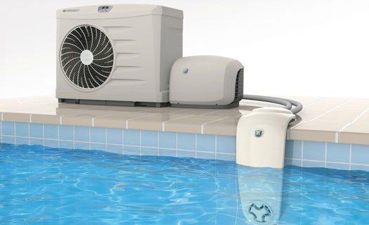 le chauffage piscine