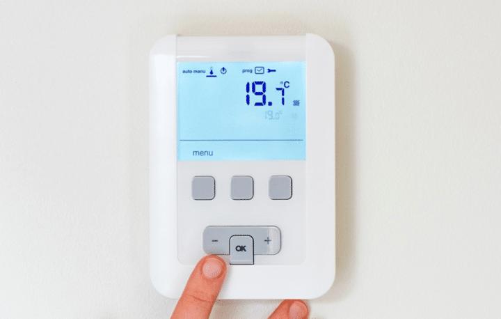 anticipateur de chaleur du thermostat