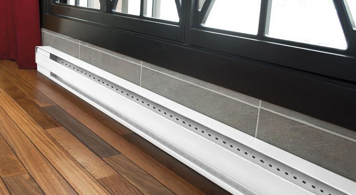 Comment choisir la taille d'un radiateur électrique de plinthes