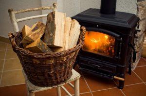 systèmes de chauffage au bois