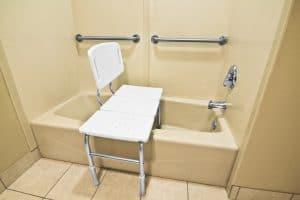 Salle de bains pour sénior