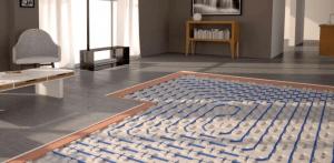 chauffage par le sol
