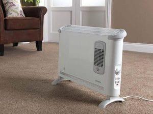 systèmes de chauffage d'appoint