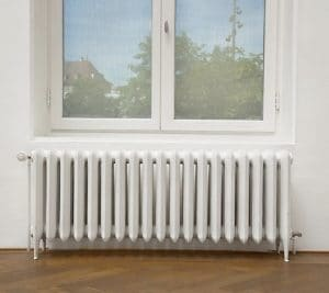 systèmes de chauffage au gaz