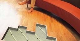 chauffer le plancher